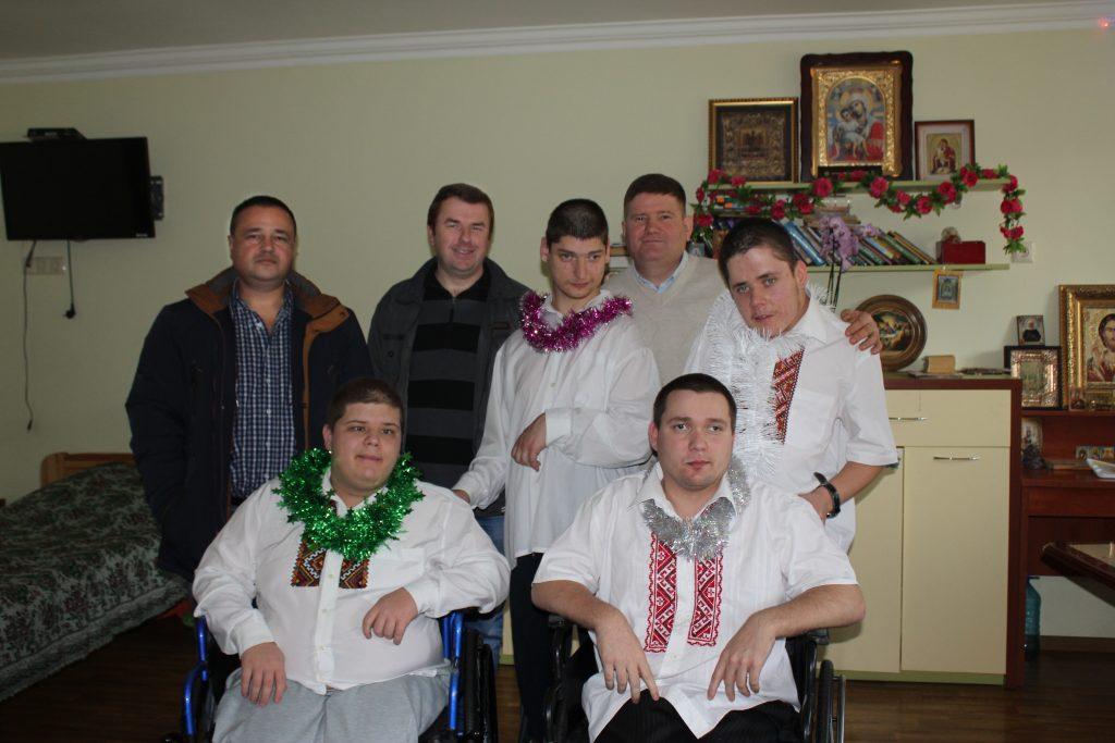 Интернат Ладыжин 081