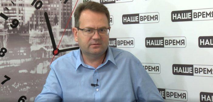 Интервью с председателем Балтского районного совета Алексеем Пантилеевым