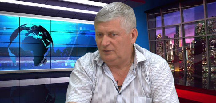 Інтерв'ю з начальником відділу охорони здоров'я Балтської міськради С.Чорним про створення госпітального округу (відео)