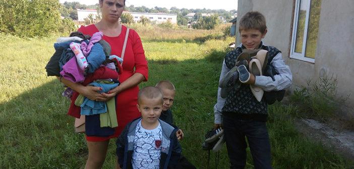 БО «Життя»: мы познакомились с семьей Шаповал