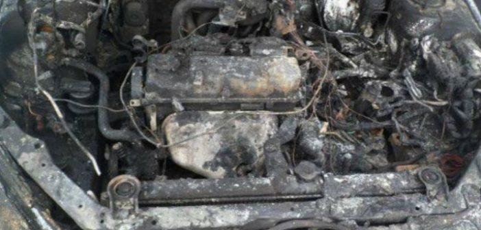 Балтський район: рятувальники ліквідували загорання автомобіля
