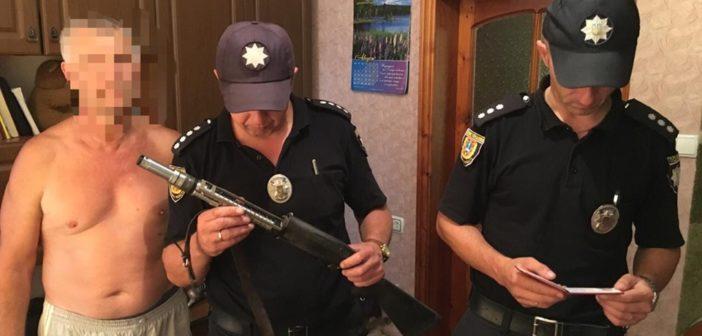 Офіцери Балтського відділу поліції перевірили власників зброї