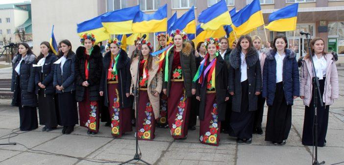 В Балте торжественно отметили историческое событие вековой давности