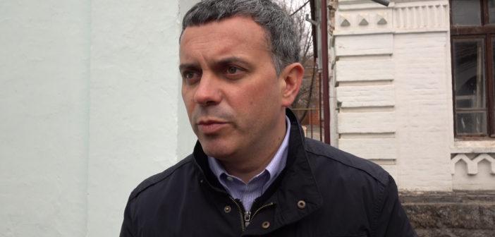 Виїзна прес-конференція Балтського міського голови Сергія Мазура (відео)