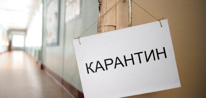 Карантин в Украине (опрос)