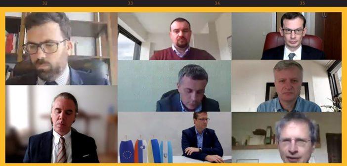Балтський міський голова Сергій Мазур взяв участь в VIII Онлайн Форумі з циклу «Солідарність мерів: управління муніципалітетом під час пандемії»