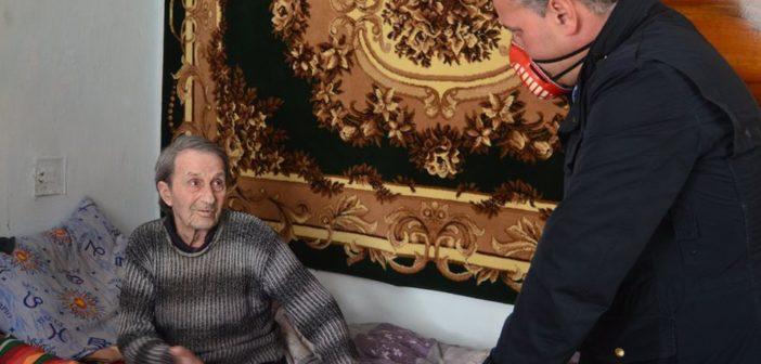 Балтянин отримав інвалідний візок