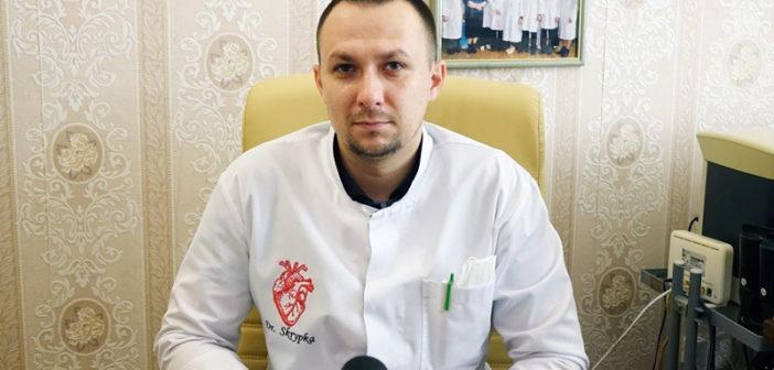 Интервью с медицинским директором КП «Балтская многопрофильная больница» Александром Скрипкой