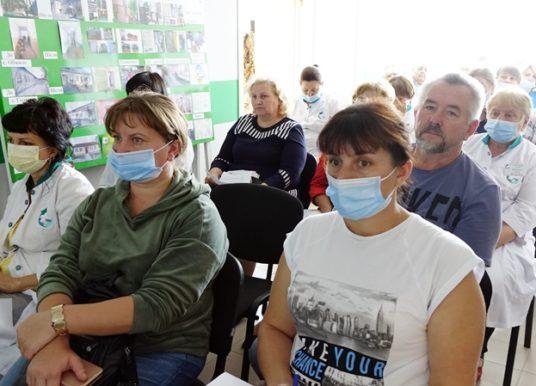В інтересах кожного: в КНП «Балтський центр ПМСД» затвердили нову редакцію колективного договору
