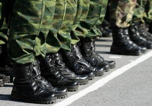 Осенью в армию призовут 11000 украинцев